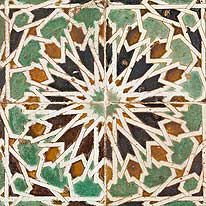 Cuenca y Arista' Tile Panel