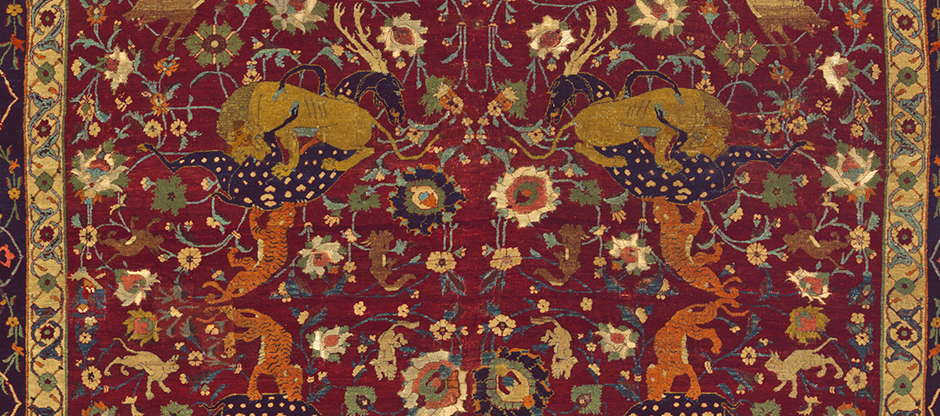 Imperial Threads Animal Motifs